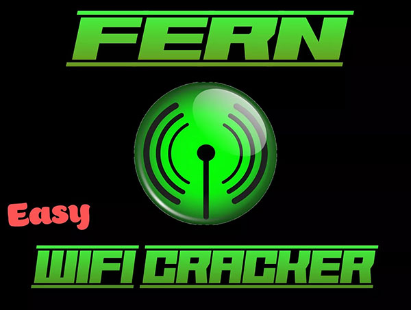 Hack wifi Fern Wifi Cracker